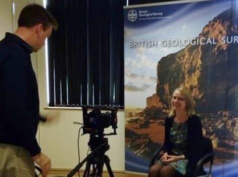 Media training - TV studio interview